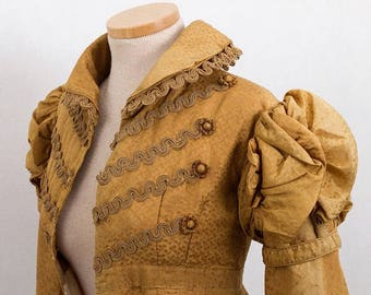 Regency pelisse,  museum replica, Made to measure, various colours, Jane Austen pelisse