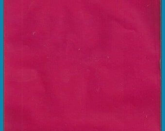 ON SALE Hot Pink Fuschia 10 x 13  Self Adhesive Designer Poly Envelope Mailers