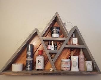 Pine mountain shelf