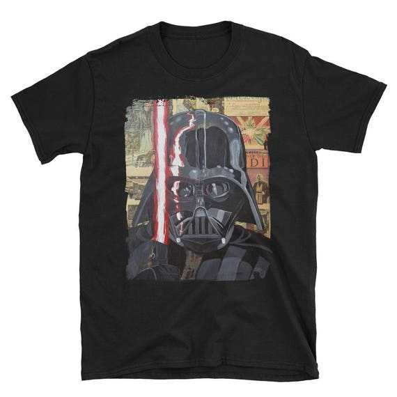 Darth Vader Collage Tee