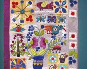 Sue Spargo's In Full Bloom BOM Kit