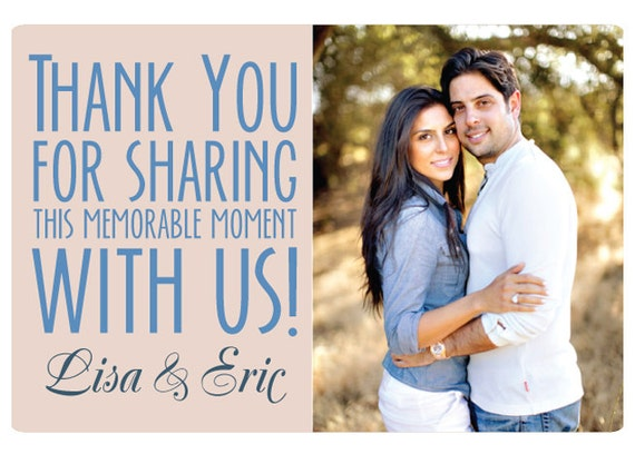 Personalized Wedding Favor Magnets with Engagement Photo, Party Favor Magnets