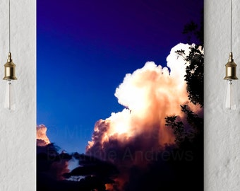 Fine Art Prints: Summer Storm