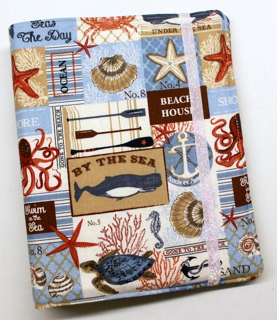 Beach House WIP Tracker Cover and Binder