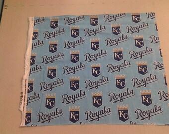 Kansas City Royals Fabric 249947