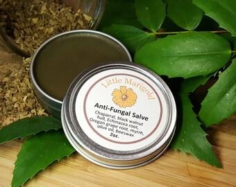 Anti-Fungal Salve, antibacterial skin balm