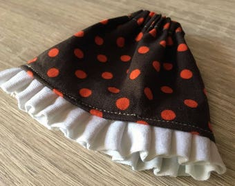 Skirt pattern polka dots - Pullip