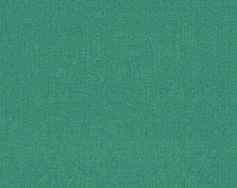 Teal Blue Fabric | Solid Material | Rich Color | Green-Blue | Sea Green | Dark Turquoise | Basics Material | Water Quilt