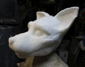 Canine Foam Head Blank