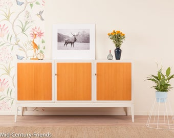 70s sideboard, 60s, chest of drawers, vintage (706016)