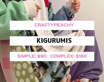 Handmade Kigurumi