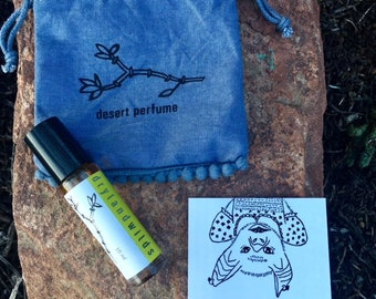NEW! Greasewood Perfume Roller