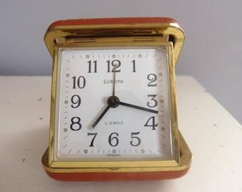 EUROPA TRAVEL ALARM Clock