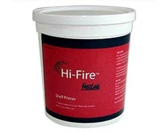 1.5 lb HOTLINE High Fire Shelf Primer Glass Fusing Supplies Kiln Wash