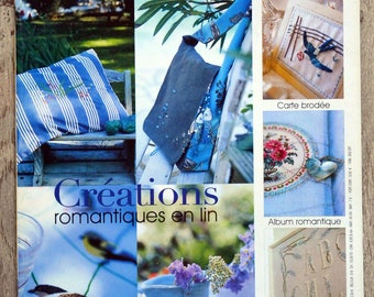Sewing & embroidery 18 - linen Creations