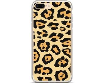 Leopard Print iPhone 7 Plus Case Cheetah Print iPhone 6s Case Cheetah iPhone 6s Plus Cheetah iPhone Case Leopard iPhone Cover
