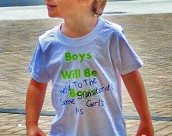 Boys Standards Children's Tee