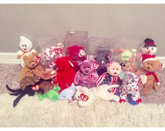 Rare Beanie Baby Collection
