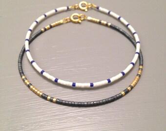 Bead Bracelet Beaded Wrap bracelet Seed Beads Bracelet Beaded Jewelry Summer Bracelet