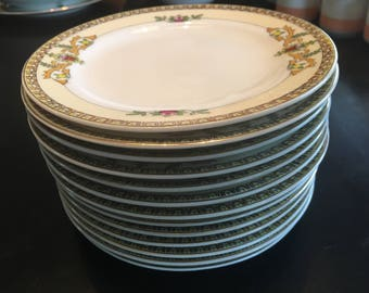 Meito China- Toledo Pattern- Bread & Butter Plate