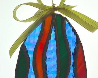 Egg Stained Glass