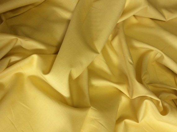 High quality cotton lawn dyed in Japan. Dark yellow nr42