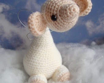 Private Listing for Maren - Florence The Flumplebee - An Amigurumi Crochet Pattern
