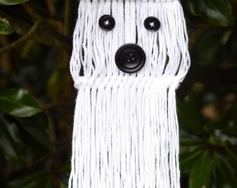 Ghostly Wallhanging