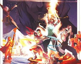The Legend of Korra | Use the force, Korra!