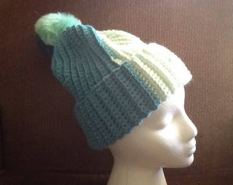 Adult winter hat
