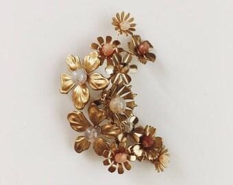 Manchette d'oreille de fleurs sauvages, #1508
