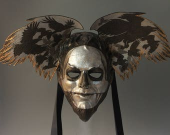 Azreal, Angel of Death - Mask