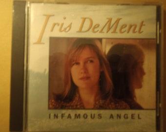 Infamous Angel    Iris DeMent  CD