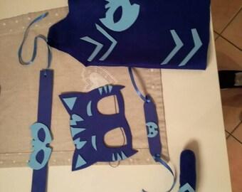 Gattoboy Costume Set