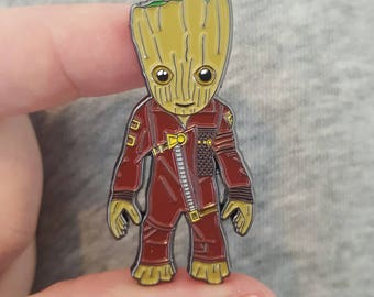 BABY GROOT Guardians of the Galaxy 2 limited edition Enamel pin