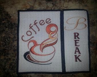 Coffee Time Mug Mat