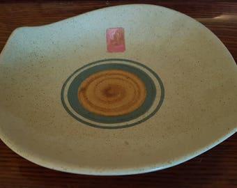 Lapid Israel, Large Modernist Free Form Bowl
