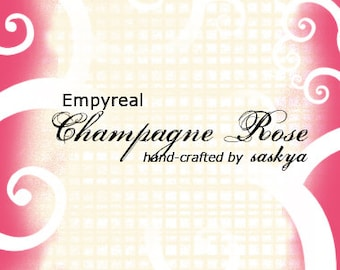 Empyreal Lip Balm - Champagne Rose - 1 pack of 5