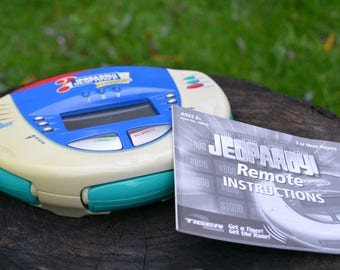 Jeopardy Handheld Electronic Game
