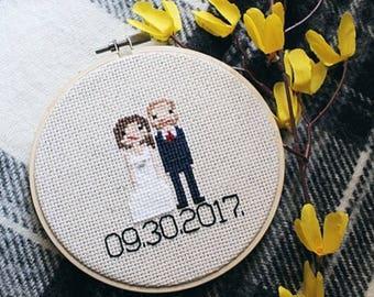 Talas Wedding Stitch | House Warming Gift | Anniversary | Engagment