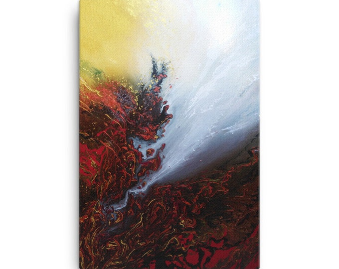 Calyce Canvas Print