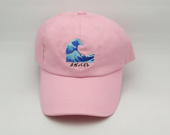 W*A*V*E*S Dad Hat Snapback Baseball Cap