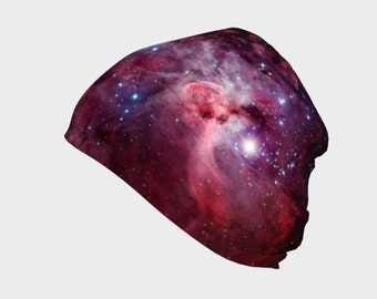 Wino (Galaxy Pattern) - Beanie Hat - Death's Amore Clothing - From S to L