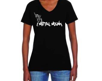 Metal Minx Cotton TShirt