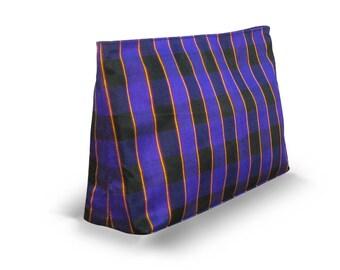 Exclusive Clutch Purse Evening Purple Black