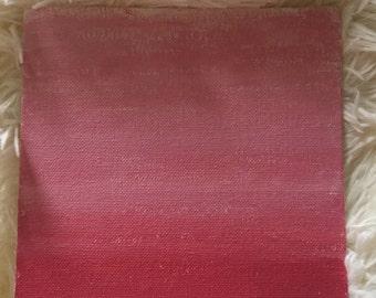 Ombré Canvas Painting