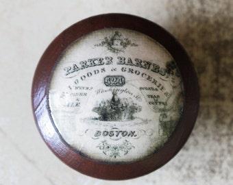 Vintage Knobs 424 Parker Barnes