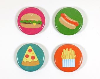 4 Magnets - Fast Food