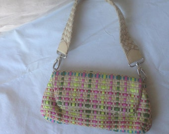 Vintage Purse The Sak Purse Vintage Boho Purse Woven Purse Vegan