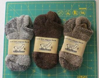 Alpaca LoPro socks Small